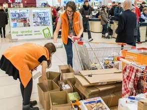Wielkanocna Zbiórka Żywności po roku przerwy wraca do sklepów