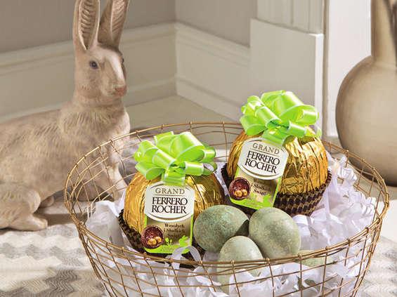 Wielkanocne inspiracje Ferrero