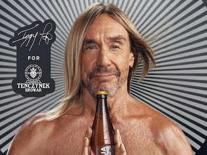 Iggy Pop twarzą kampanii promującej piwo Tenczynek Marakuja