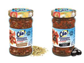 Okechamp. Suszone pomidory w paskach OLE!