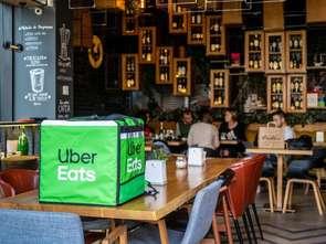 Uber Eats: 2020 rok był rekordowy