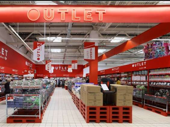 Carrefour otwiera kolejne strefy Outlet