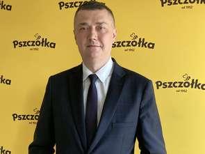 """Grzegorz Wróbel w zarządzie Fabryki Cukierków """"Pszczółka"""""""