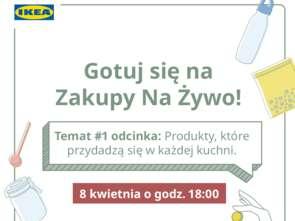 IKEA startuje z zakupami na żywo