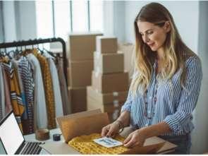 E-commerce idzie jak burza