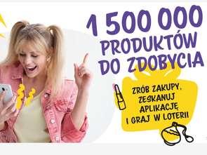Rossmann ruszył z loterią: do wygrania 150 tys. zł