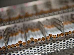 Nielegalna fabryka, a w niej 1,4 mln sztuk papierosów