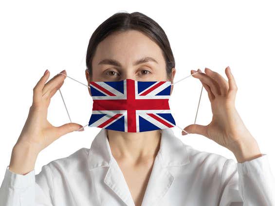 Darmowe testy na koronawirusa dla wszystkich w Anglii