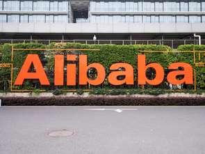 Alibaba ukarany, ale... akcje w górę