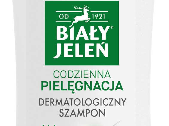 """""""Pollena"""" Kosmetyki i Mydła Naturalne. Szampon dermatologiczny marki Biały Jeleń"""