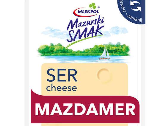 SM Mlekpol. Ser żółty Mazdamer