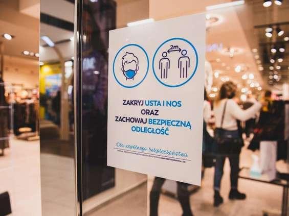 Centra handlowe liczyły na otwarcie 19 kwietnia