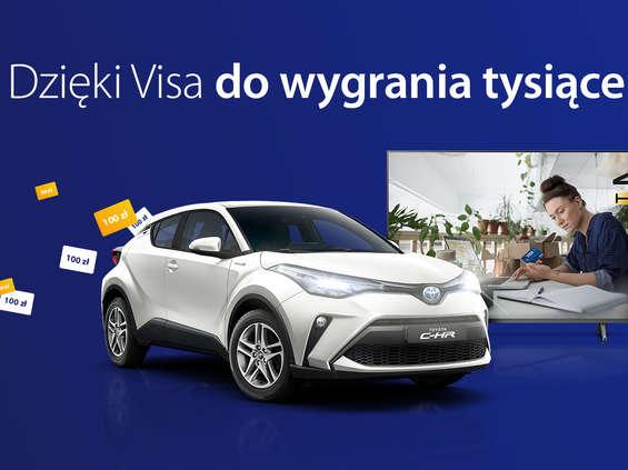 Visa nagradza płatności w Lidlu i na AliExpress