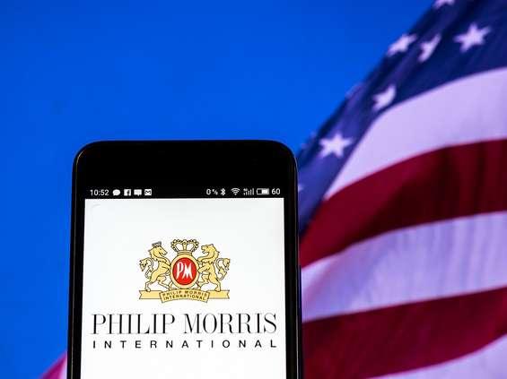 Philip Morris nie leje wody