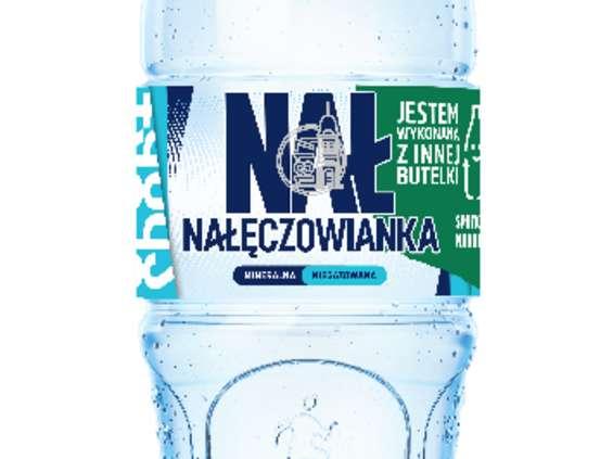 Nestlé Waters. Kolejne formaty Nałęczowianki