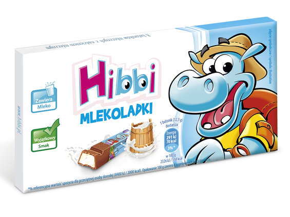 Millano Group. Batoniki Hibbi