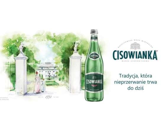 """""""Cisowianka - tradycja, która nieprzerwanie trwa do dziś"""""""