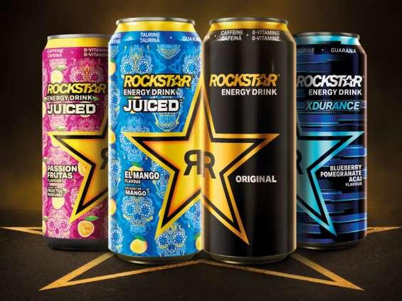 Rockstar Energy Drink rusza z nową globalną strategią