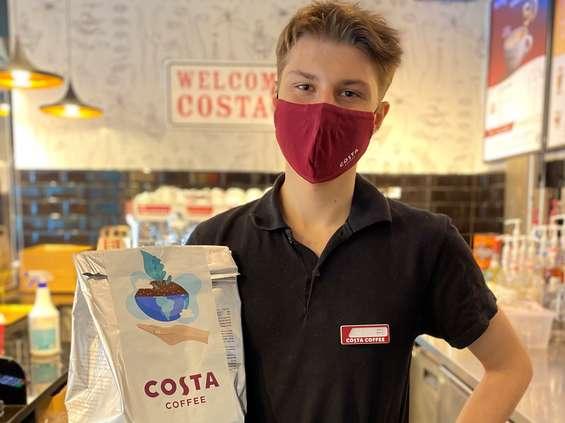 Więcej ekologicznych inicjatyw w Costa Coffee