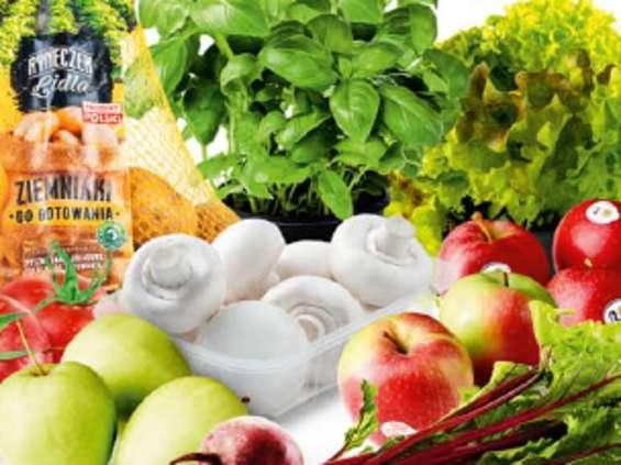 Lidl tnie ceny owoców i warzyw