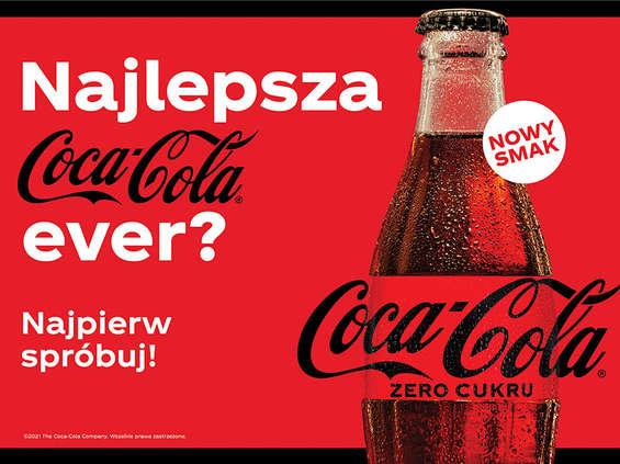 Najlepsza Coca-Cola ever?