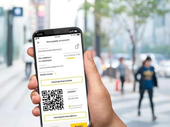 InPost: 6,5 mln użytkowników aplikacji InPost Mobile