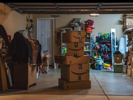 Amazon: zakupy prosto do ... garażu