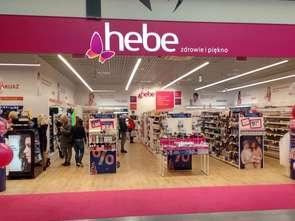 Hebe chce się skupić na rozwoju e-commerce