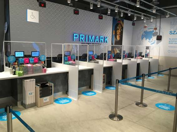 Znamy datę otwarcia drugiego sklepu Primark