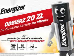 Energizer i Allegro.pl