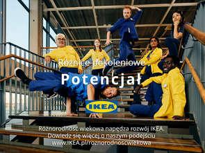 IKEA zachęca osoby 50+ do aktywności zawodowej