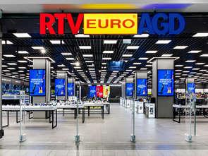 Ruszył najnowocześniejszy sklep RTV Euro AGD [GALERIA]