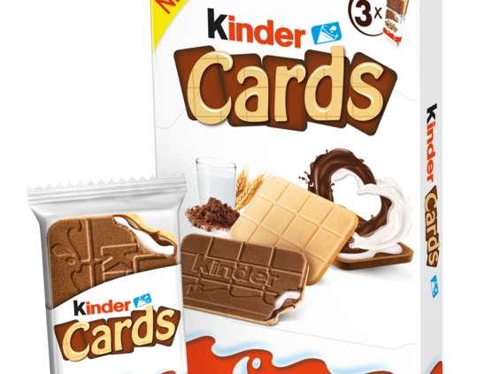 Ferrero Commercial Polska. Kinder Cards