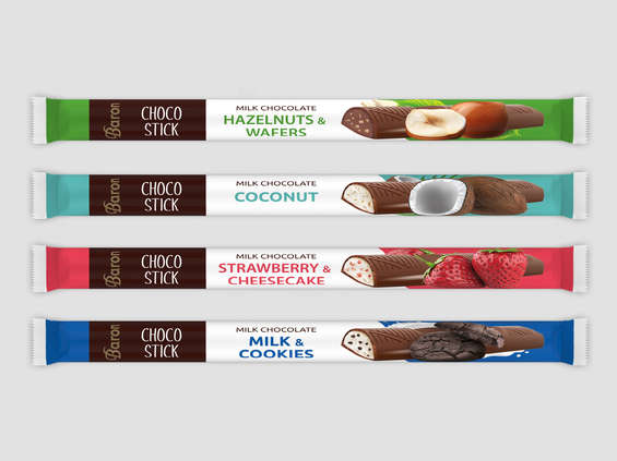 Millano Group. Choco Stick