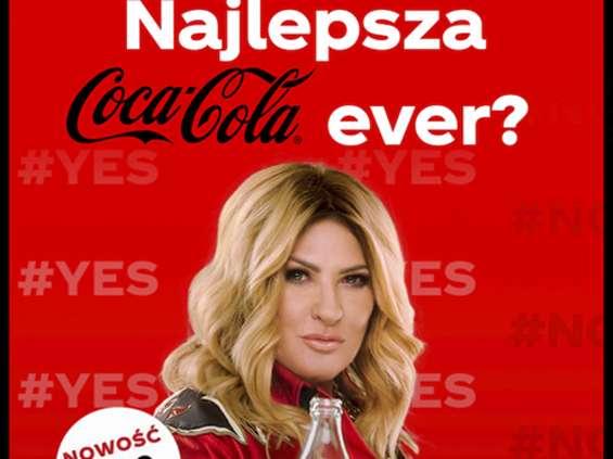 Beata Kozidrak ambasadorką Coca-Coli Zero Cukru