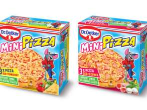 Dr. Oetker. Mini Pizza