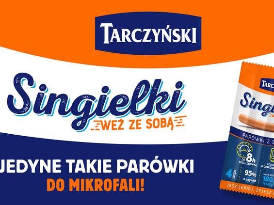 Tarczyński. Parówki Singielki