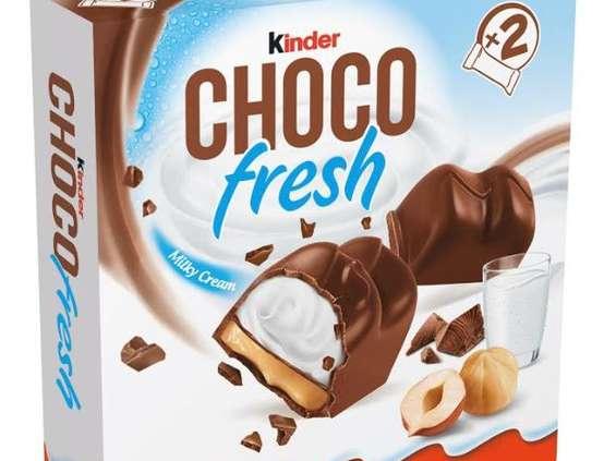 Ferrero Polska Commercial. Kinder Chocofresh