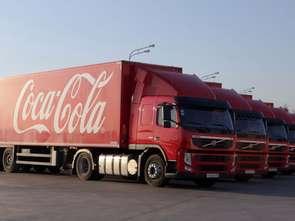 Coca-Cola będzie śledzić transporty w Polsce