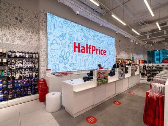 HalfPrice otwiera kolejne salony
