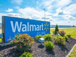 Walmart: maski spadają, zyski rosną