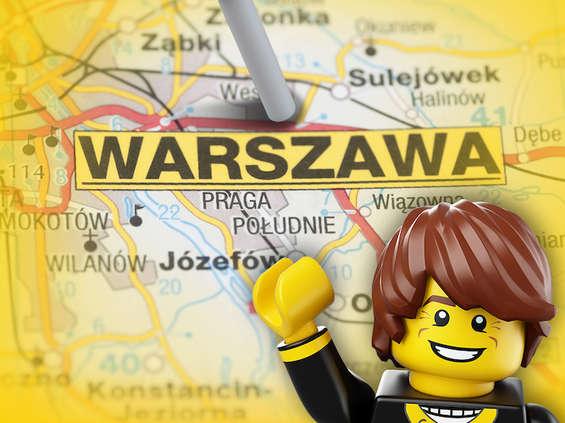 Uwaga fani klocków - LEGO uruchamia własny sklep