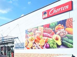 Chorten ma już ponad 2100 sklepów