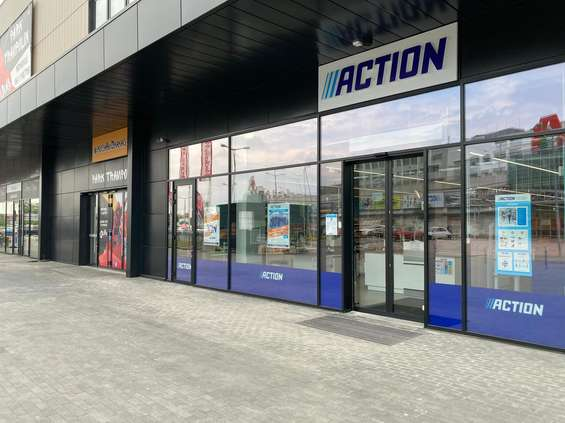 Action rozwija sieć w Warszawie [GALERIA]
