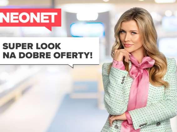 Joanna Krupa w kampanii Neonet