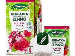 Herbapol-Lublin. Herbatka na zimno Malina Granat