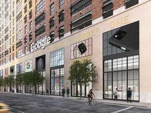 Google otwiera pierwszy sklep stacjonarny!