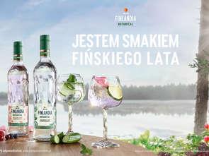 Portfolio Finlandia Vodka rozszerza się o nową kategorię Botanical