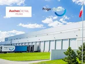 Auchan i Frigo Logistics nawiązały współpracę