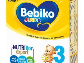 Nutricia. Bebiko Junior 3 NUTRIflor Expert